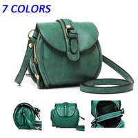 Double zipper Women hot sale evening bags  2013 small handbags  shoulder bags mini messenger bags fashion PU leather bags