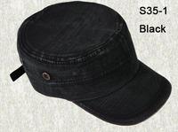 10pcs Special Fashion Washed Cotton Military Cap Cheap Classic Ladies Brim Caps Mens Army Hat Men Flex Fit Hats Womens Visor S38