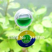 Aquarium CO2 Indicator Drop Checker Long Term Monitor Test - CO2 Tester Plant Diffuser