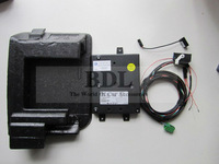 OEM VW 9W2 Bluetooth Module+Harness With Microphone For Volkswagen Golf MK6 VI Jetta MK5 V Passat B6 1K8 035 730 D