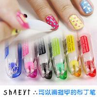 Free shipping 10 pieces/lot  East asia mobile pen finger pen 10 color