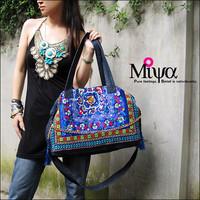Minority Style Handmade Embroidery Handbag Embroidered Ladies Bag Bohemian Shoulder Bags