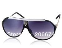 NEW Protection Sunglasses with Plastic Lens (Gray) sun glasses+free shipping