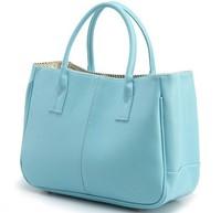 Hot Sale Fashion Candy color Women Bags handbag Lady PU handbag Leather Shoulder Bag Elegant FREE SHIPPING