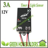CMP-03 3A 12V  Solar  Light  Controller Regulators with timer and light sensor