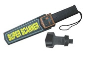 Free shipping! High sensitivity portable metal detector super scanner for body security inspection MD3003B1
