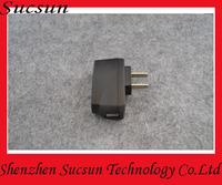 US plug USB charger