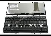 New Laptop keyboard for No kia booklet 3G netbook Black US Version - V108502AS1