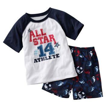 boys suits tracksuits sets sweatshirt tops tshirts jersey panties tees shirts shorts football knickers pants baby outfits M1465