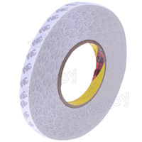 15mm* 50M 3M Double Sided Adhesive Tape Sticky for /LED /Screen /Refrigerator Evaporators /Control Pannel Adhesive White