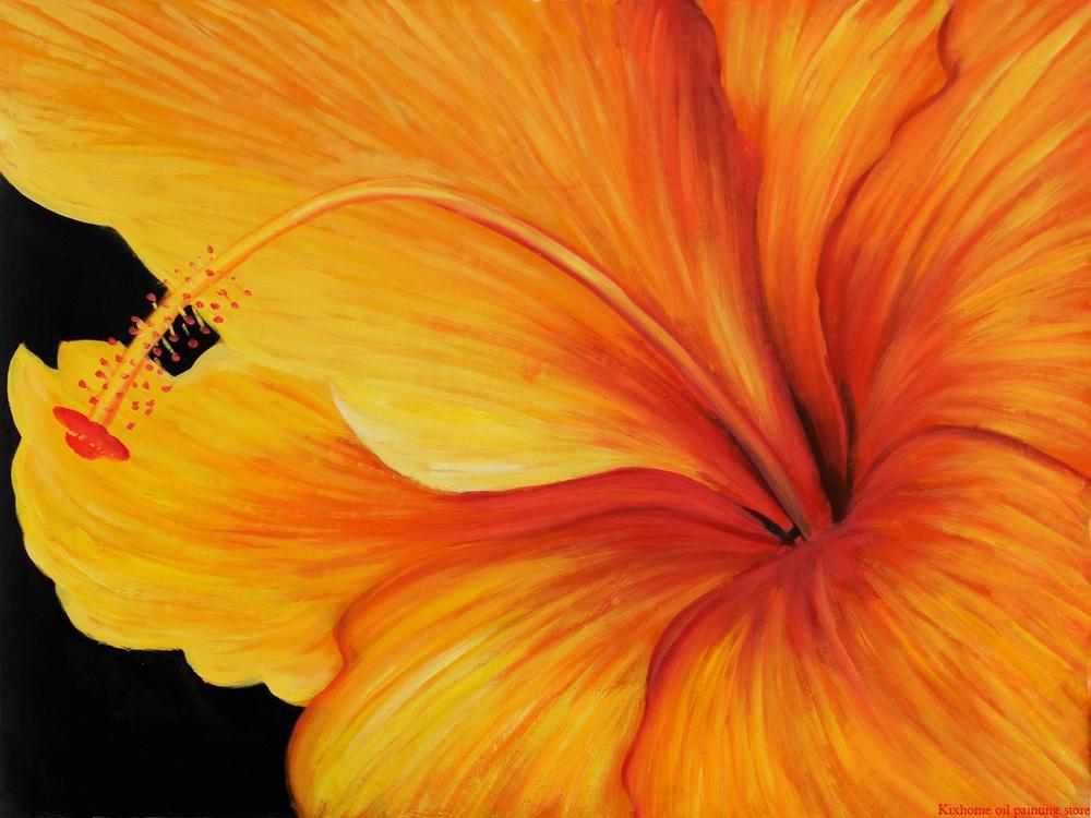 Popular Hibiscus Canvas Art Buy Popular Hibiscus Canvas
