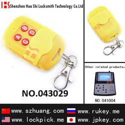 Hot-sale product Dual Purpose 4 Button Remote Control/Dual Purpose 4 Button Remote Control/043029(China (Mainland))