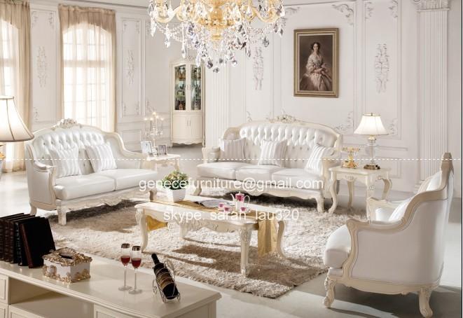 Sofa set family living room sofa with crystal diamond buttonschina