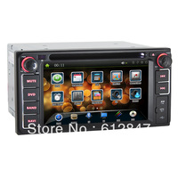 2013 New HD Car DVD Player GPS Stereo Toyota Corolla Prado Hilux MR2 Landcruiser RAV4 Carpc