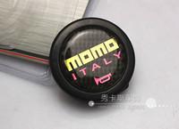 Modified steering wheel automobile race steering wheel momo carbon fiber horn button horn keysters speaker cover general
