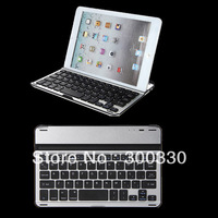 Black Bluetooth Keyboard For Apple iPad Mini
