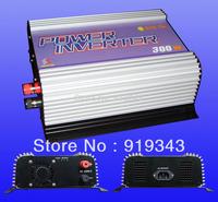 Solar power grid tie inverter 300W, Input voltage 10.8V~30VDC, Output voltage 90V~130VAC, pure sine wave, CE certification