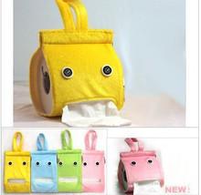 (Min order is $10) E9014 both at home dawdler cloth towels pumping tissue bag storage bag(China (Mainland))