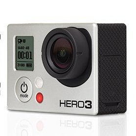Gopro3 HERO3 Black Edition sports HD camera for FPV,with built-in Wi-Fi Improved Sharpness Camcorder free AV Line and UV lens