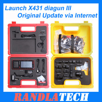 Fast Shipping Original Launch X-431 X431 DIAGUN III Update Online Launch X431 DIAGUN III with High Quality
