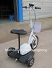 "16"" front wheel and 8"" rear wheels 3 wheel electric tri tike scooter 36V/48V(China (Mainland))"