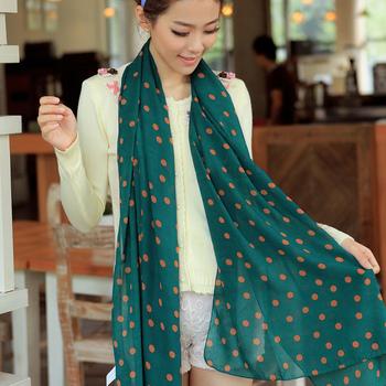 2013 Spring new printed scarves long woman's scarf beach towel fashion shawl Free shipping