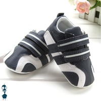 Baby boys shoes prewalker first walkers PVC sole antiskid wavelet shoes high quality toddle footwear free shipping 7040
