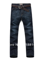 Hot sale ! Free Shipping ,2013 New Arrival Newly Style famous brand Cotton Men's Jeans pants 8067# Size:28-40Y