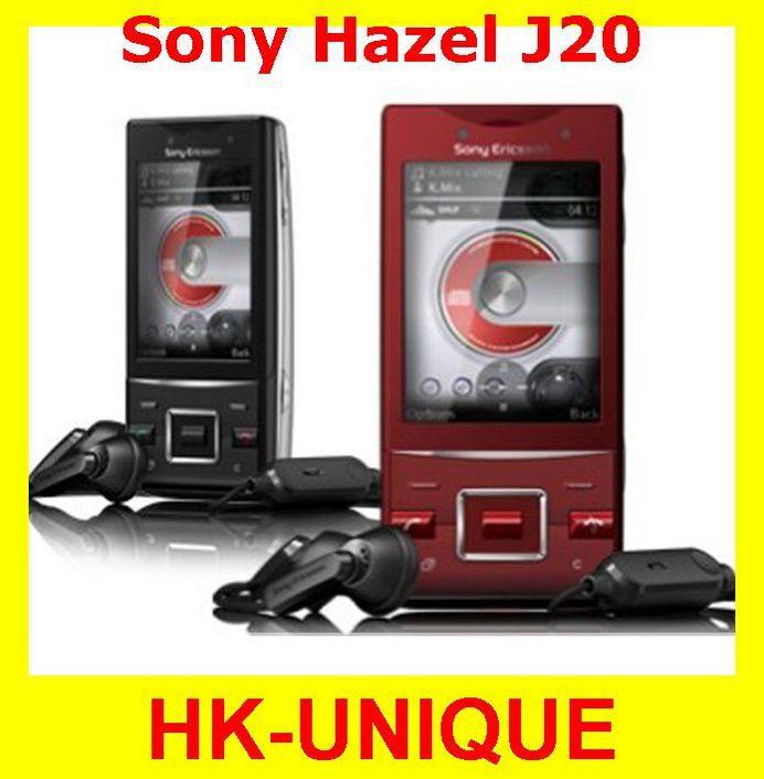 Original Unlocked Sony Ericsson Hazel j20 Russian keyboard 3G network 5MP camera WIFI GPS Bluetooth Mobile Phone free shipping(China (Mainland))