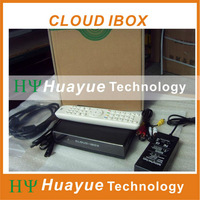 Free Ship original Mini Vu cloud ibox dvb-s2 iptv streaming channels satellite receiver