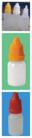 Free Shipping 10ml 100pcs/lot  piece set eye drops plastic bottle eyedness plastic bottle liquid bottle essential oil bottle