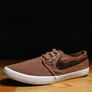 free shipping Lacing low canvas  daily casual skateboarding  flat heel rubber sole shoes