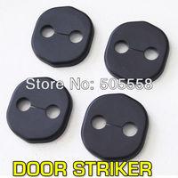 Free Shipping Door Striker Cover Lock Catch Protector Cover For KIA SORENTO 2010 - 2013