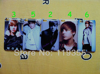 10pcs New Justin Bieber  Style Hard Back Plastic Case For Apple Ipod Touch 4 With Free Shipping -4T106