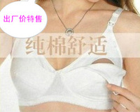 Free shipping Nursing bra 100% Cotton bra comfort  free size cup 2014 new