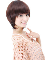 Wig female short hair wig pear wig female bobo wig cool