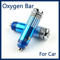 Free shipping  Auto Car Fresh Air Purifier Oxygen Bar Ionizer Air Freshener