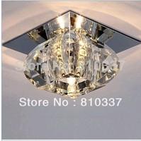 Modern Crystal LED Light Pendant Lamp Fixture Lighting Chandelier Free shipping