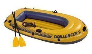 Intex 68367 inflatables fishing boat inflatable boat