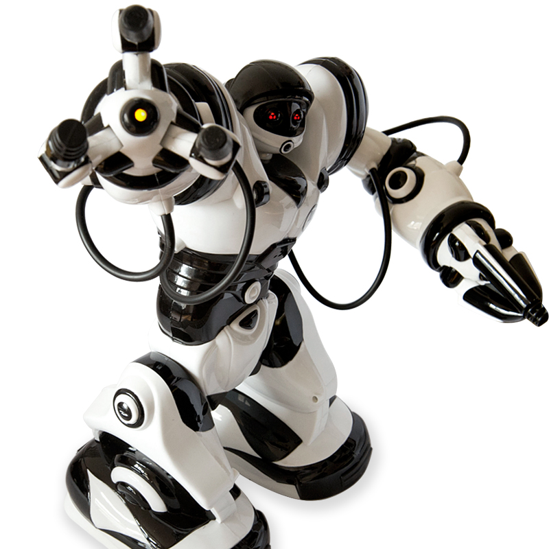 Free shipping* Voice tt323 infrared remote control electric intelligent robot 2013 toy(China (Mainland))
