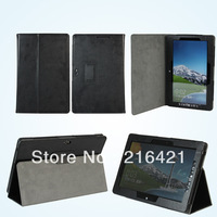 "New Slim PU Leather Case Cover Stand Skin for Asus VivoTab Smart ME400C ME400 10.1"" Perfect Fit"