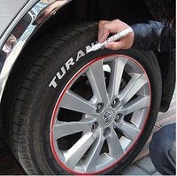Car metalloscopy pen tire toyo tyre pen doodle pen paint pen white