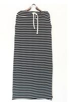 Free shipping wholesale 100% cotton stripe half-length skirts SDHS8804