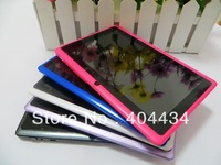 tablet PC 7 inch Allwinner A13 Q88 Android 4.0 multi touch capacitive screen 512MB 8GB wifi 1pc