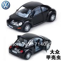 Toy car toy car alloy WARRIOR alloy car models vw beetle soft world freeshipping
