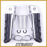 Front Footrests Foot pegs for HONDA CBR600 1998-2002 VTR250 1997-2010