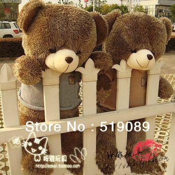 60 cm wholesale plush bear plush toys, giant stuffed bear plush toy for girl children ted movie ,Christmas Gifts