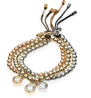 New Fashion bead  stretch crystal bracelet   Wholesale/Retailer free shipping