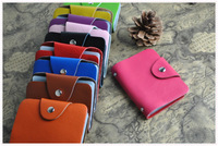 2012 commercial genuine leather large capacity cowhide multi card holder bank card holder  card holder  card case