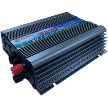 2013 Home solar power system- Microinverter
